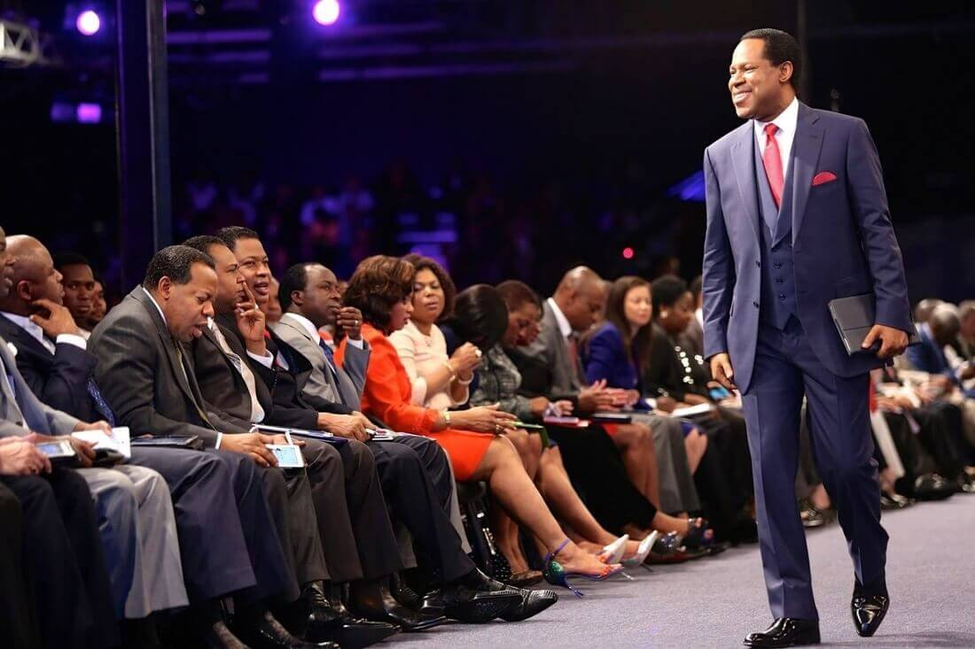 pastor chris teaching